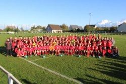 Equipes jeunes - Entente Saint Sauveur Rondehaye