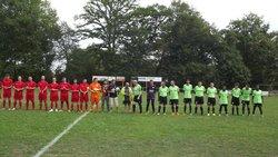 1er journée de 5 Division    Us Fraternelle Football Châteauponsac -  La Jonchère   2018 - 2019 - US FRATERNELLE FOOTBALL CHATEAUPONSAC