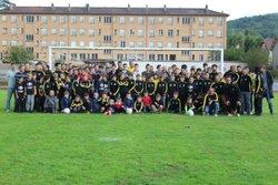 Rentrée club - Présentation école de foot - Foot Vallée du Lot Capdenac