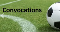 Convocations U11 samedi 13/10/2018