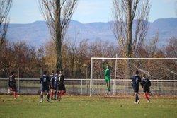 Victoire U18 1ÈRE DIVISION SOURCES ET VOLCANS FOOTBALL - Groupement Formateur Limagne - LABEL FFF