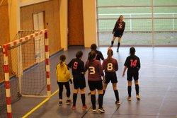 Plateau futsal U15 Féminines - Groupement Formateur Limagne - LABEL FFF