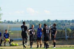 Equipe U18 le 06-10-2018 reception BOURBON - Groupement du Haut Cher