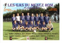 GMH /:2001-2002 - LES GAS DU MENEZ-HOM