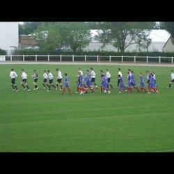 1/2 finale de la Coupe Tin Berre - Groupement des Jeunes de l'Aulne