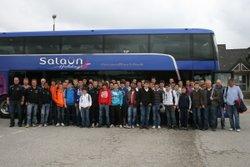 Sortie GJA Lorient-Toulouse - Groupement des Jeunes de l'Aulne