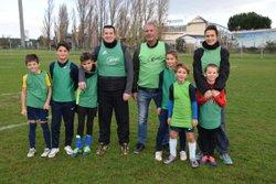 L'école de foot du GFC mobilisée pour le Téléthon !