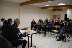 Réunion d'information sur le Projet Fusion, le 21 décembre 2018 salle des associations à Arthon. - GROUPEMENT VAL36