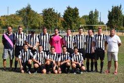 2ème tour coupe Nouvelle Aquitaine 2018 - Haute Charente FC