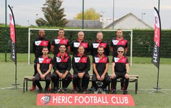 Equipes Jeunes saison  2018-2019 - HERIC FOOTBALL CLUB