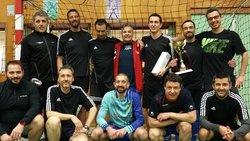tournoi Entreprises du BBRM, remise du coffret cave de tain aux équipes - Interclubs de Football BBRM
