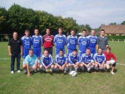 1er match championnat  - Jeunesse Sportive de Cambron