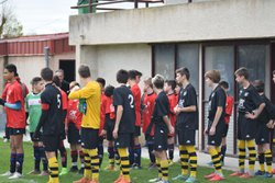U15 - 08/12/18 - JSC/Roquettes (2-1) - Jeunesse Sportive Cintegabelloise