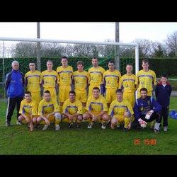 Saison passée equipe A - Ecole de football de lanvéoc Sports