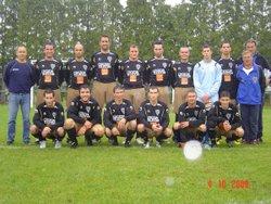 EQUIPES SENIORS 2009 2010 - Ecole de football de lanvéoc Sports