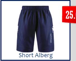 Short ALBERG Adulte