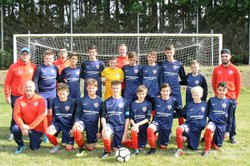 U15-2 : PAFC vs LA HUNAUDAYE 2 (11 -0) - PLANCOËT ARGUENON FC