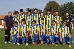 U17 face a Gensac Montcaret - Football Club Loubesien