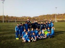 Match amical U11 contre U13 - Maxéville Football Club