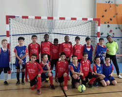 Belle victoire des u11 3-2 à Neuilly sur Marne  18/11/2018 la relève arrive de jeunes talents !!!! - Associazione Club Montreuil Futsal         ACM MONTREUIL FUTSAL