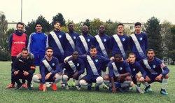 seniors 2018/2019 - Nantes Pin Sec F.C