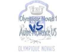 Convocation match dimanche 11 novembre : O.Novais 1