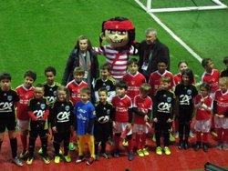 photos des U11 à BREST - Stade Pleybennois