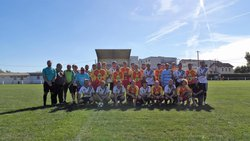 SAS-GRIGNOLS VILLAMBLARD en coupe de Dordogne 30/09/18 - SAINT-AULAYE SPORTS