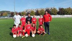 Les équipes du SCLCM,U7,U9,U11,U13(1),U13(2),U15,U18,seniors B ,Seniors A - Sporting Club Saint-Loup-Corbenay-Magnoncourt