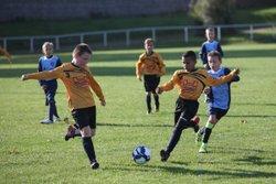 U11(2) - O. Liévin 14-10-18 - Sporting-Club Fouquièrois