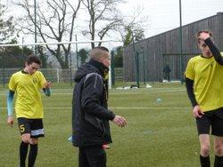 SCAF U18 contre Campbon: 3-0 - Sporting Club Avessac-Fégréac