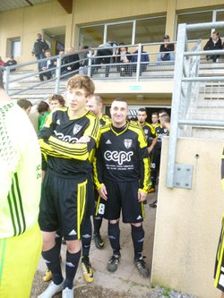 SCAf A contre St Géréon :2-2 - Sporting Club Avessac-Fégréac