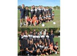 Carton plein pour les 2 équipes U15 à domicile - S. C. MOUTHIERS FOOTBALL