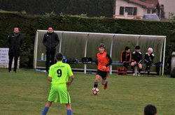 Match amical U15 Tartas/U14 St Pierre  0-3 - SPORTING CLUB SAINT PIERRE DU MONT FOOTBALL
