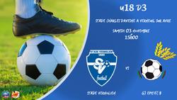 U18 / EN ROUTE POUR LA MONTEE - STADE VERNOLIEN FOOTBALL