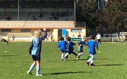 U7 interclubs Stade Auxerrois 06/10 - Union du Football Tonnerrois