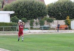 UFT A 2-3 Champs/Yonne - Union du Football Tonnerrois