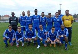Belle victoire de nos Séniors2 ! UGA LYON-DECINES - FC REUSSITE DECINES 4 - 1 - Union Générale Arménienne Lyon-Décines