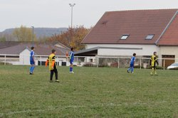 Pusey - Frotey / Colombe U13 B . Victoire 0-7 le 10/11/18 - US FROTEY LES VESOUL