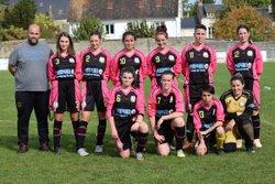 USAM(Féminines)-Challes - UNION SPORTIVE DES ALPES MANCELLES FOOTBALL