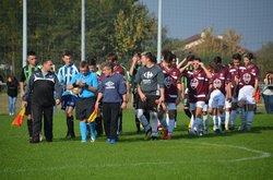 U18. USBP I - FC Bressans : 3-0. le 20 octobre 2018 - Union Sportive Bassin Pontévallois