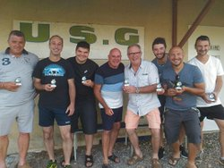 8 des lauréats des Johan d'Or !!!! - UNION SPORTIVE DE GUIGNICOURT SUR VENCE