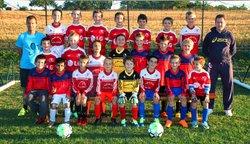 Une école de foot en forme