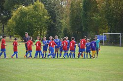 PHOTOS - U13 / SUD 52 - UNION SPORTIVE DE ROUVRES