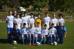 2021_10_16 U16 face à Prez-Bourmont - UNION SPORTIVE ROUVRES AUBERIVE