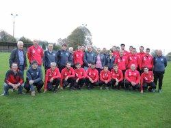 REMISE DES NOUVEAUX SURVETEMENTS - Union Sportive de Saint-Thurien