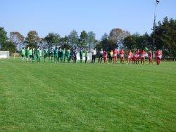 Match contre ALC 3 - US ALVERNE, Grand Auverné