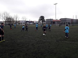2nd tour du Festival U13 Pitch hier à Langon ...