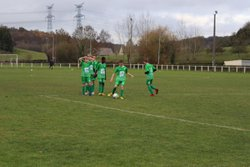 Coupe U15 NORMANDIE Ent AJC/USC contre Fauville 1-5 (24-11-2018) - US Cailly