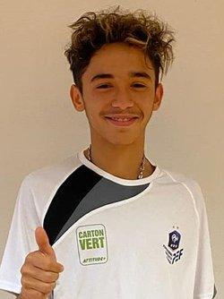 Carton Vert pour l'un de nos joueurs - Félicitations à lui !!!